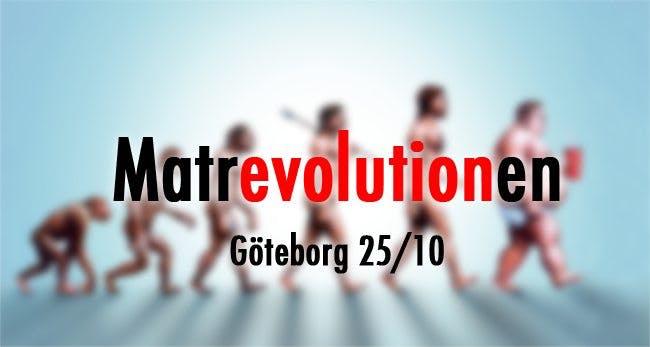 Matrevolutionen i Göteborg 25/10