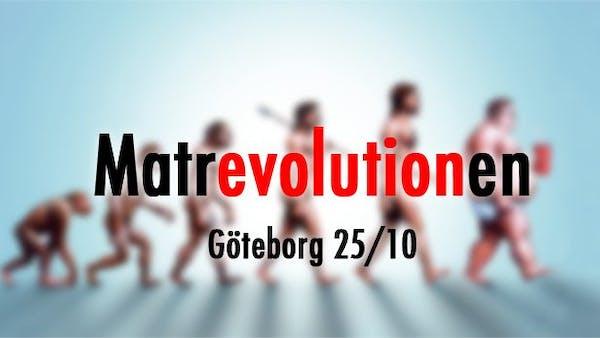 Matrevolution i Göteborg på torsdag