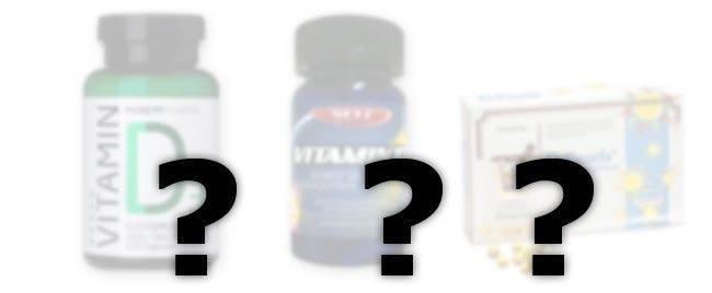 TESTADE: Svenska D-vitamintillskott