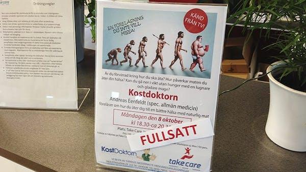 Boka i tid: Växjö, Göteborg och Oslo