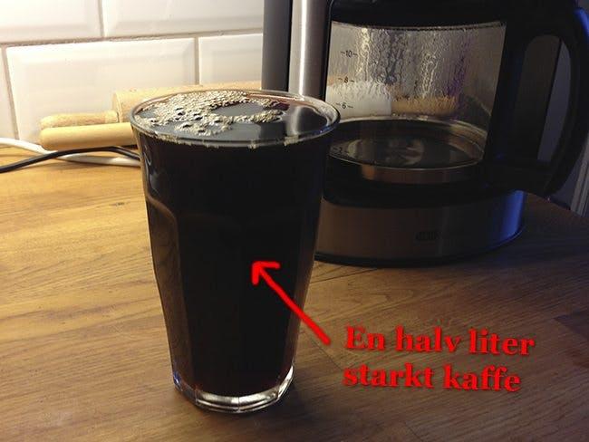 Kan kaffe döda ketoner och påverka din vikt?