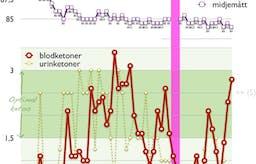 Slutrapport: Två månaders strikt LCHF och ketonmätning