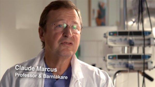 Claude Marcus på TV ikväll: Läsk är bra för minnet