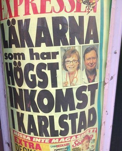 Är Karlstad stort nog för oss båda?