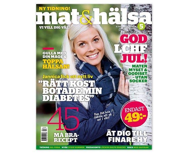 Nytt nummer av Mat & Hälsa idag