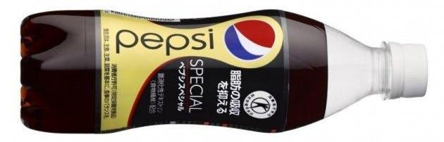 Fettblockerande Pepsi-läsk och annat bondfångeri