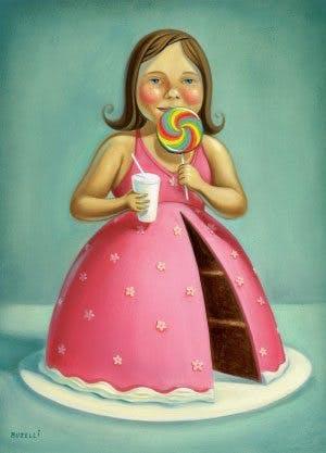 Sockerindustrins söta lögner
