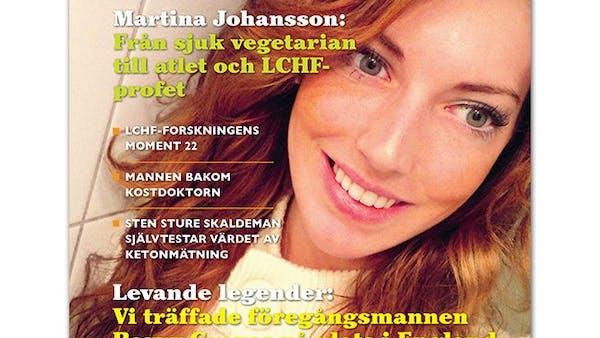 Nytt nummer av LCHF-magasinet