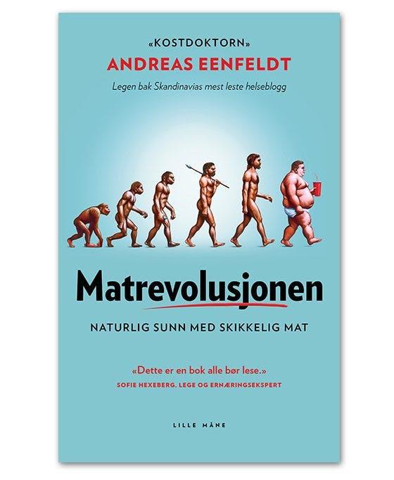 Matrevolusjonen nu som pocket i Norge