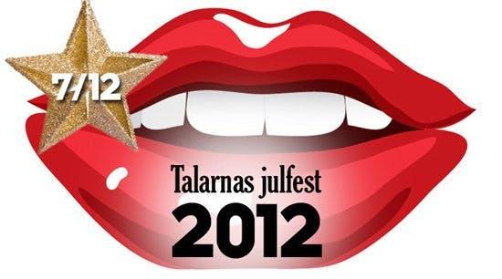 Talarnas julfest 2012