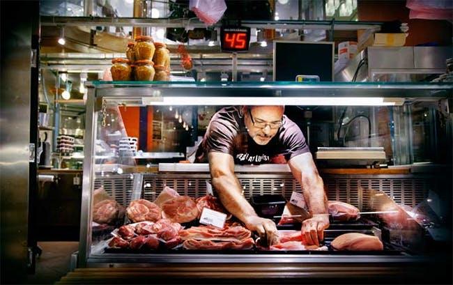 Köttskatt