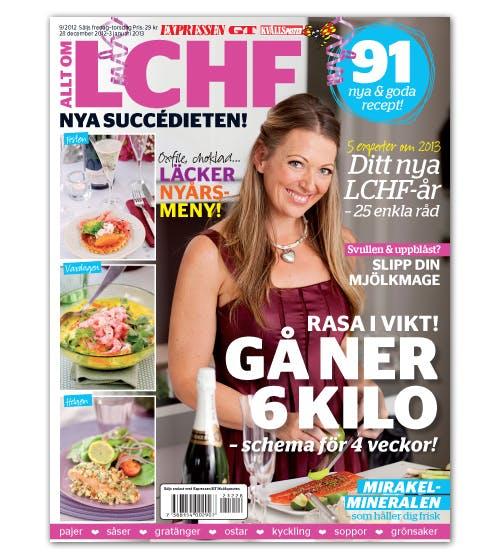 Ny Expressenbilaga om LCHF