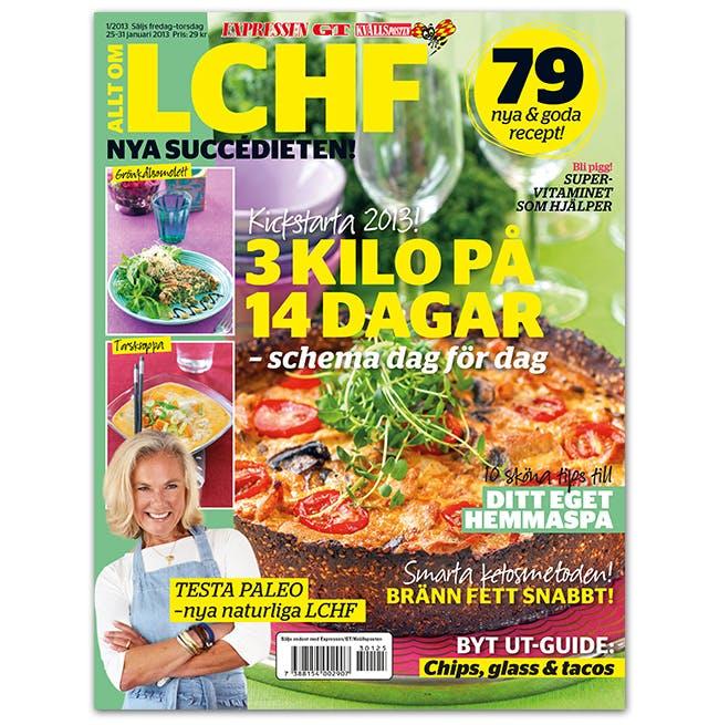 Nytt nummer av Expressens LCHF-bilaga