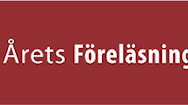 Fler biljetter släppta till Stockholmsföreläsningen 16/2