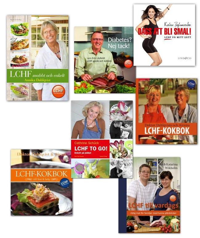 LCHF-böcker