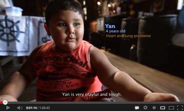Varför blir vissa barn riktigt feta?