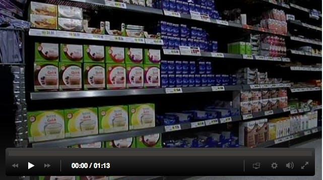 Rössner försvarar sockerbantning i SVT