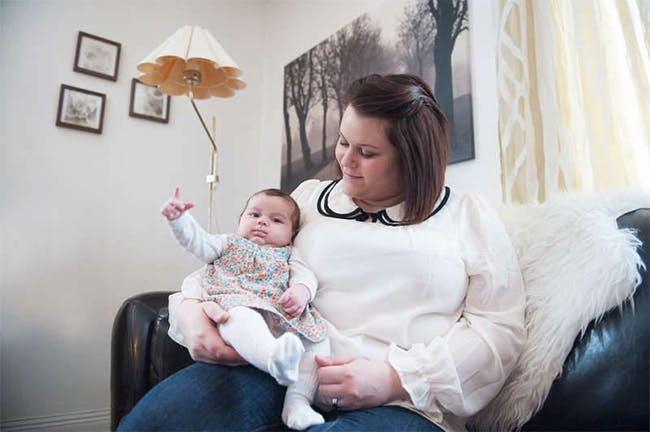 """""""LCHF hjälpte mig bli gravid"""""""