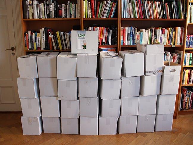 LCHF-foldrar