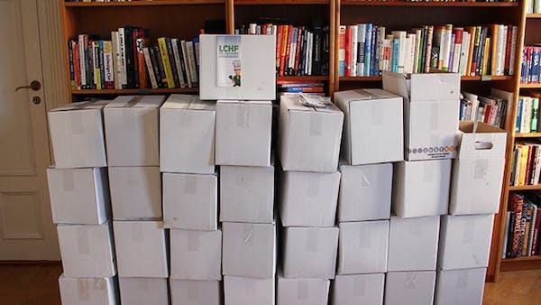 Nu finns 40 000 nya LCHF-foldrar att beställa