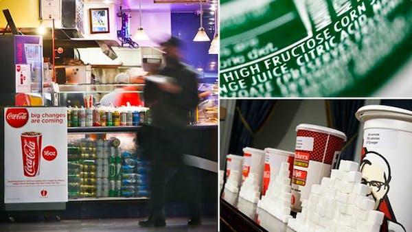 Striden om läsken i New York rasar vidare