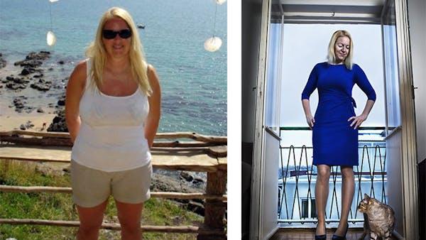 Minus 25 kilo med LCHF utan hunger eller springande