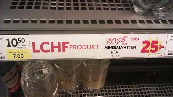 Originell ny LCHF-produkt