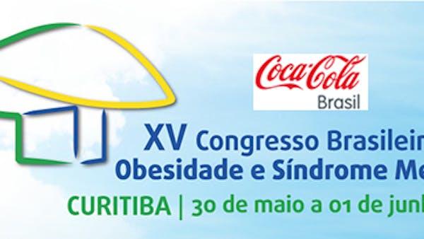 Coca Cola sponsrar fetmakonferens