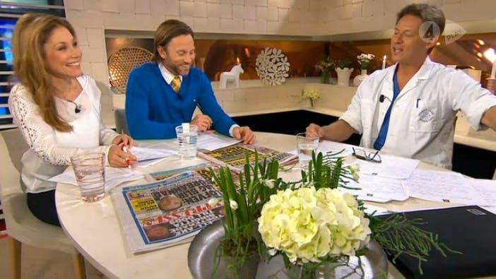 Myter och sanningar om kolesterol på TV4
