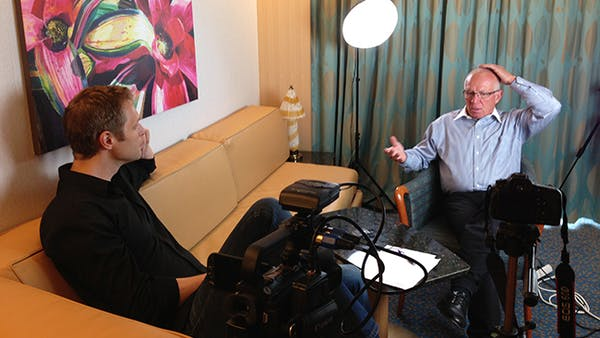 Fler intervjuer med experter på väg!