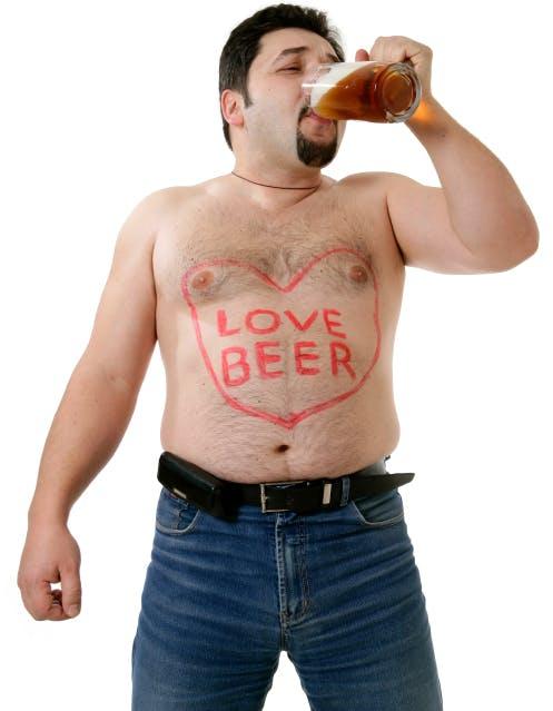 Är ölmagen en myt?