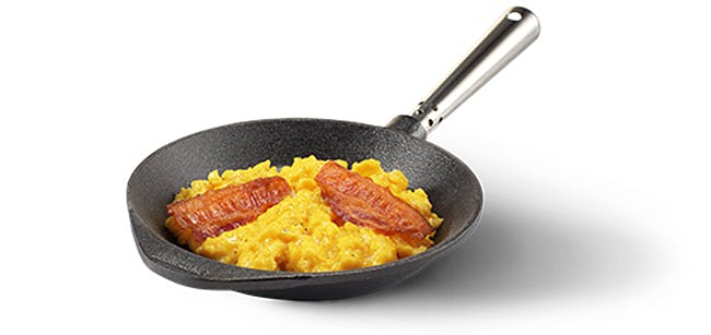 McDonalds LCHF-frukost