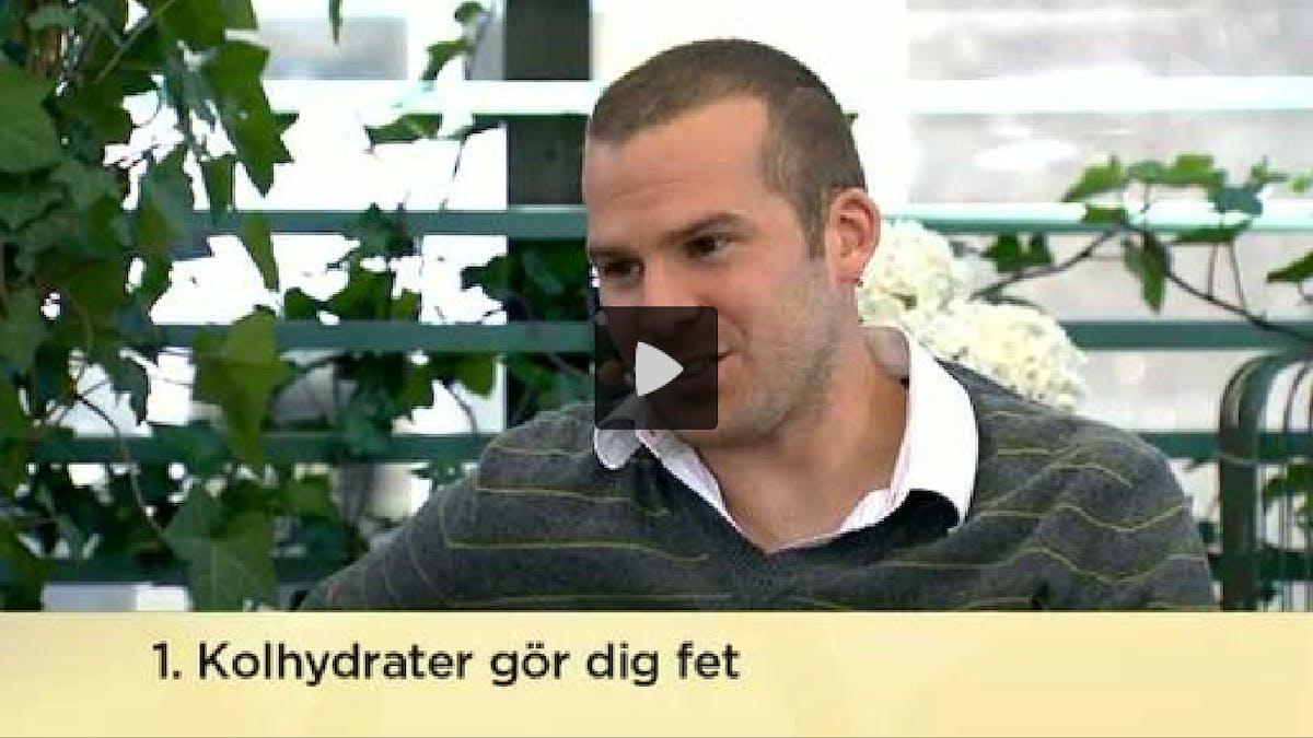 LCHF dissas i TV4 Nyhetsmorgon