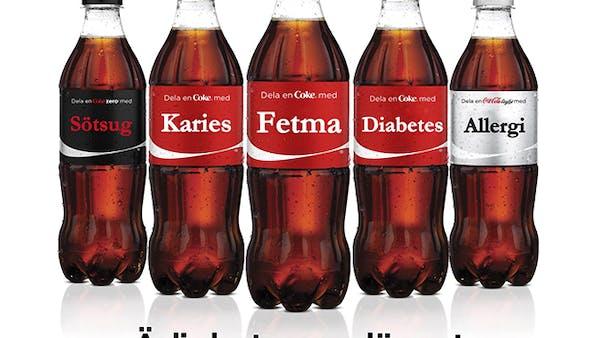 Dela en Coke med...