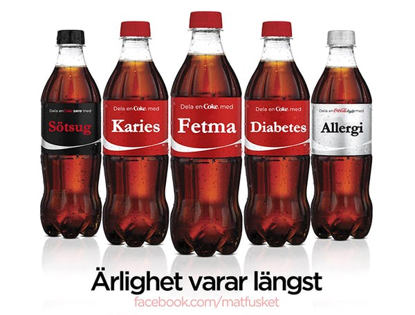 14df95f2 Dela en Coke med... - Diet Doctor