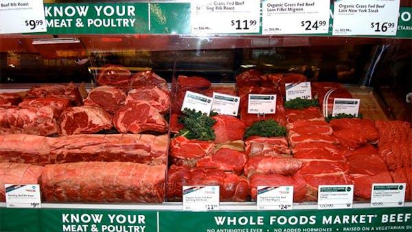 Skillnaden mellan industrikött och gräsbetat kött