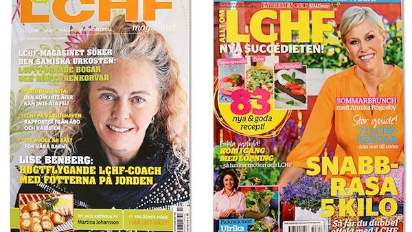 Två nya LCHF-magasin!