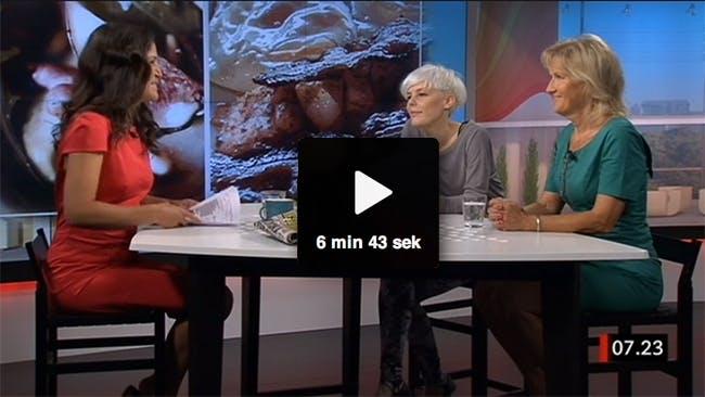 Hellénius om dietråd och påhopp i Godmorgon Sverige