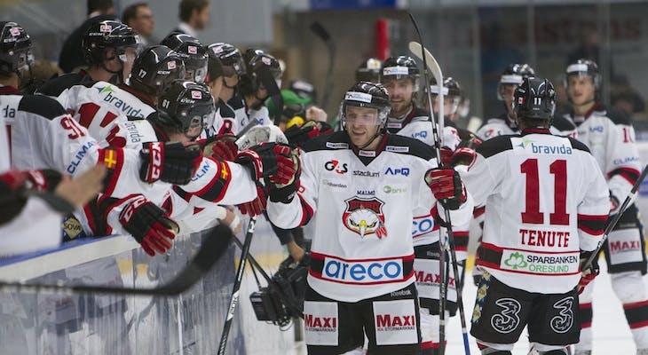 Hockeylaget Malmö Redhawks äter lågkolhydratkost