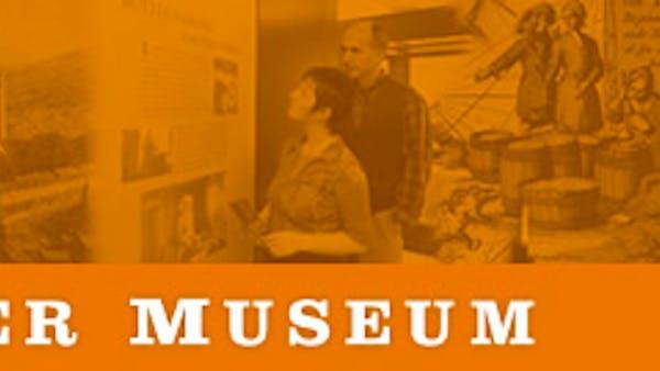 Pilgrimsfärden till smörmuseet