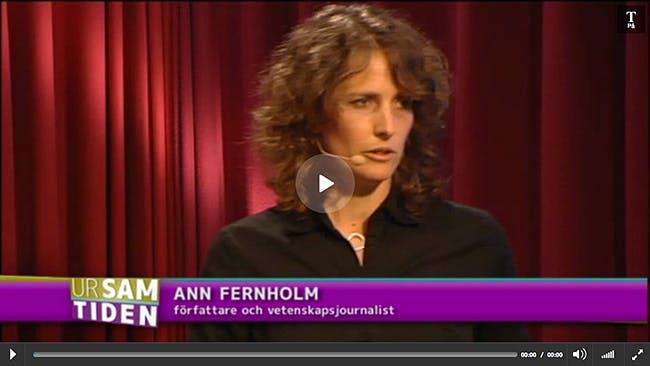 Ann Fernholm