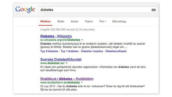 Ny diabetiker gör tvärtom, blir dramatiskt friskare på fem dagar!