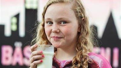 Fler skolbarn får vit läsk till maten