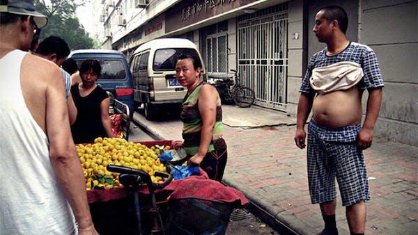 Varför är de flesta kineser på väg att få diabetes?