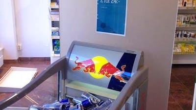 Varför säljs Red Bull på apotek?