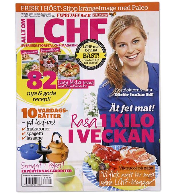 Expressen Allt om LCHF
