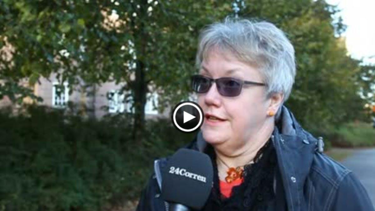 """""""Carina fann sig inte i vårdens mall"""""""