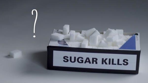 Socker: Sött med en bitter eftersmak