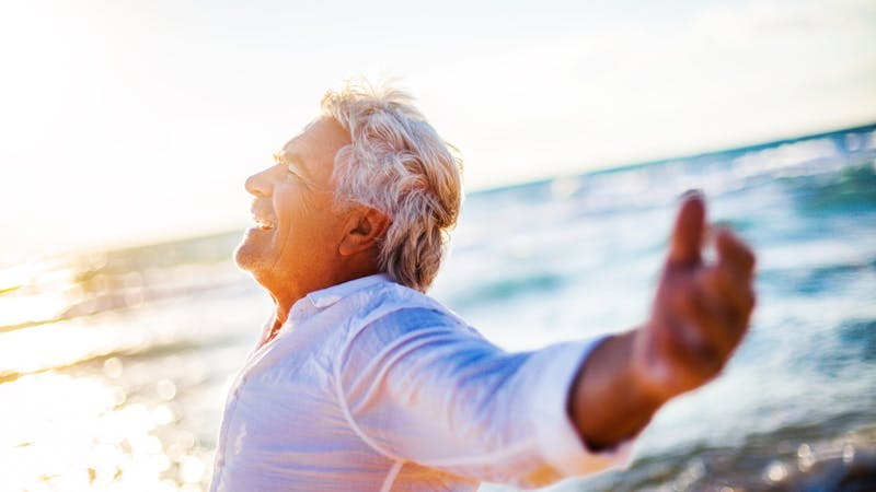 Soldyrkare lever längre