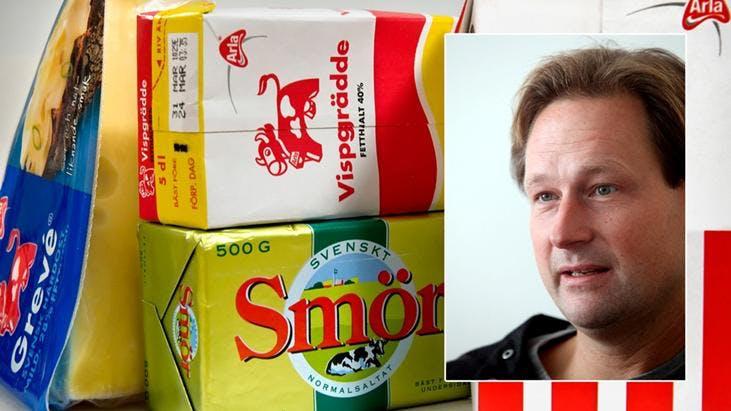 Chatta om smör med professor Nyström